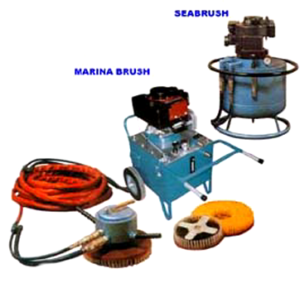 MARINA BRUSH & SEABRUSH SYSTEM